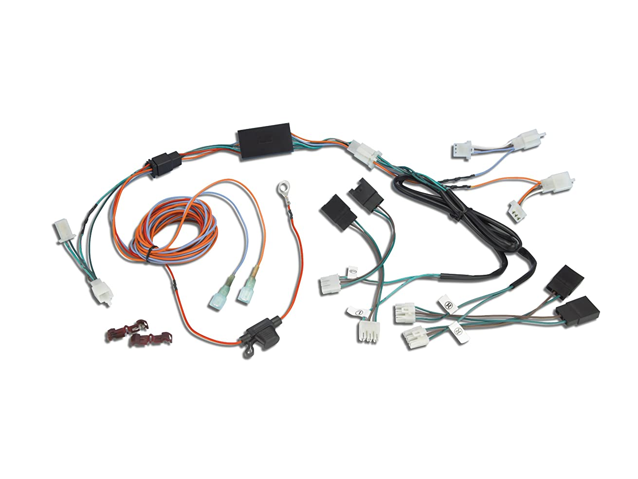 Show Chrome Accessories 52-766 Trunk Turn Signal Conversion Harness