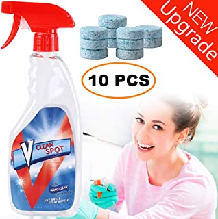 Azgogo Effervescent Spray Cleaner Set V Clean Spot Home Cleaning