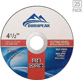 DUROPEAK 25Pack- 4.5