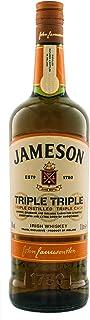 Jameson Triple Triple Irish Whiskey 1,0L Whisky 1 x 1.0 l