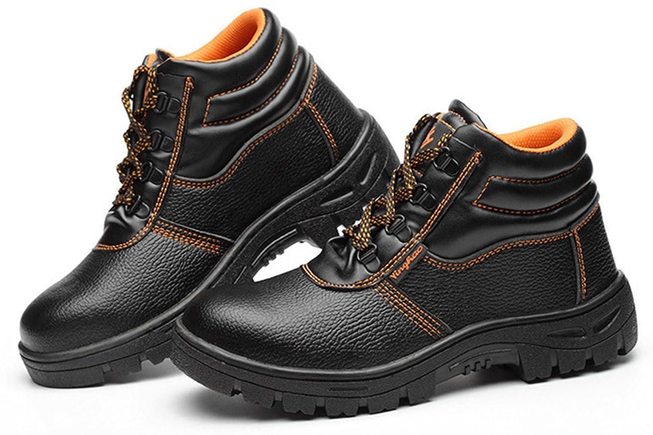 でも治す感情男女兼用 スニーカー 運動靴 労働保険靴 作業靴 安全靴 ハイカット セーフティーシューズ アウトドアシューズ レースアップ ランニングシューズ