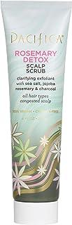 Pacifica Rosemary detox scalp scrub, 4 Fl Oz