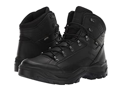 Lowa Renegade II GTX(r) Mid TF (Black) Men