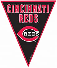 Cincinnati Reds Baseball - Pennant Banner Party Accessory