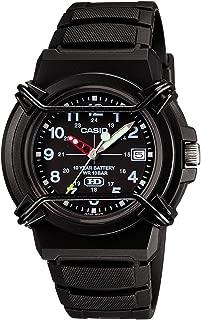 [カシオ] 腕時計 スタンダード HDA-600B-1BJF ブラック