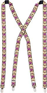 Buckle-Down Suspender - Peanut Butter Jelly