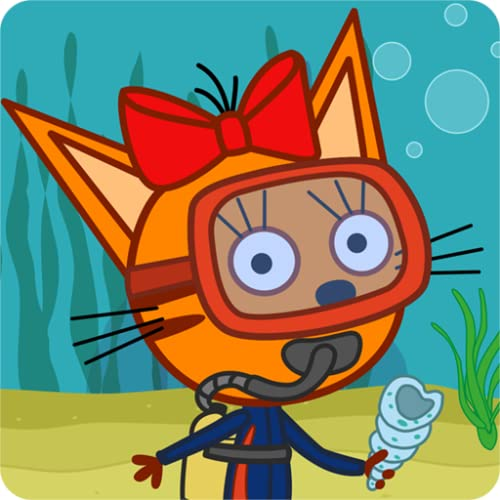 Kid-E-Cats Aventura en el mar