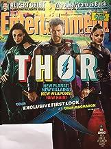 Entertainment Weekly Magazine (March 17, 2017) Thor: Ragnar