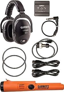 Garrett MS-3 Wireless Headphone Kit with Z-Lynk Pro Pointer at
