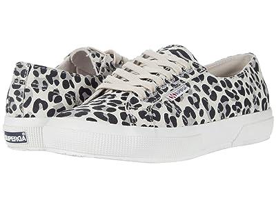 Superga 2750 Suefanw Sneaker (White Leopard) Women