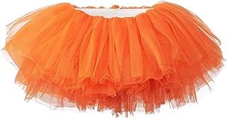orange tutu toddler