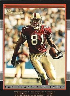 98de998ce8f 2001 Bowman Gold Football Card  48 Terrell Owens Near Mint Mint