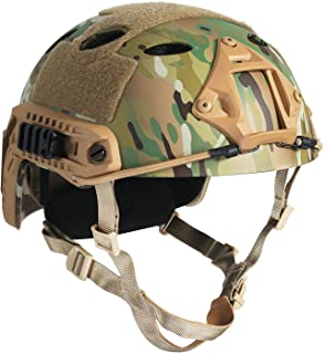 DLP Tactical Impax Extreme Bump Helmet with Accessory Mounts