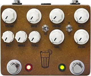 JHS Sweet Tea V3 Overdrive & Distortion Guitar Effects Pedal