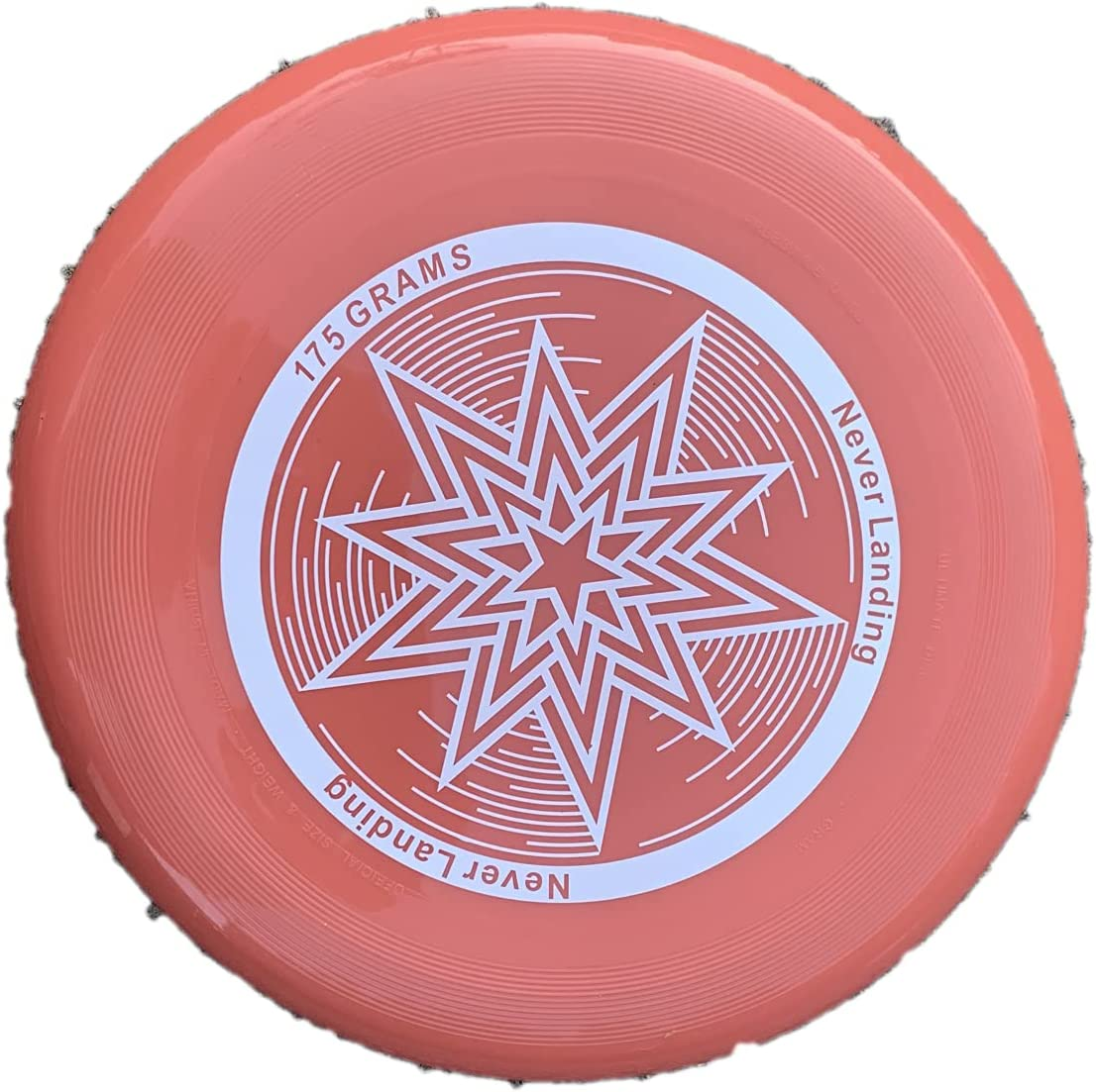 Never At the price of surprise Landing Frisbee Store Flying Discs Size and Weight 175G Official