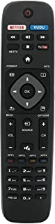 New Replaced Remote fit for Philips Smart TV NH500U NH500UW NH503UP 43PFL4902 65PFL5602 55PFL5602 50PFL5602 43PFL5602 75PF...