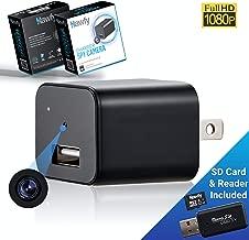 Hawfy HD 1080p Mini Hidden Camera - Mini Spy Camera Wireless Hidden - Motion Detection Mini Camera Spy - Loop Recording Spy Cam & Spy Cameras - 24H Recording Mini Spy Hidden Camera - Hidden Spy Camera