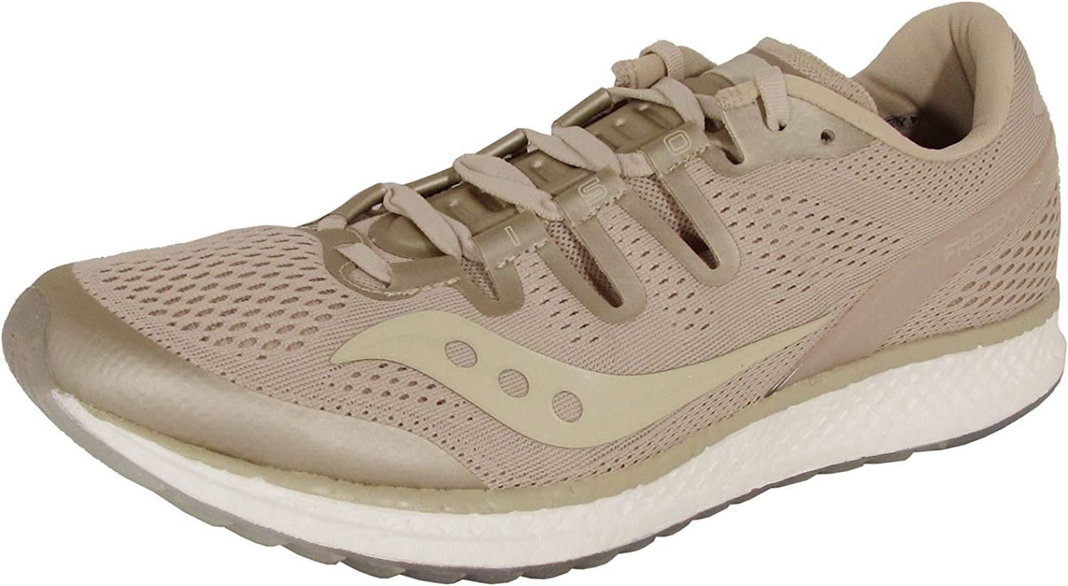 Saucony Freedom ISO Mens Running shoes - Brown-8