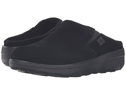 f900ec6b921 FitFlop Loaff Suede Clogs at Zappos.com