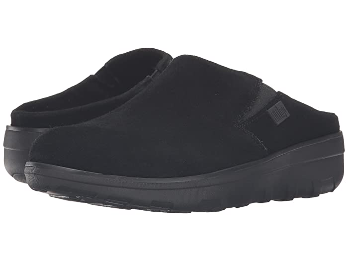 1fa371daf FitFlop Loaff Suede Clogs at Zappos.com