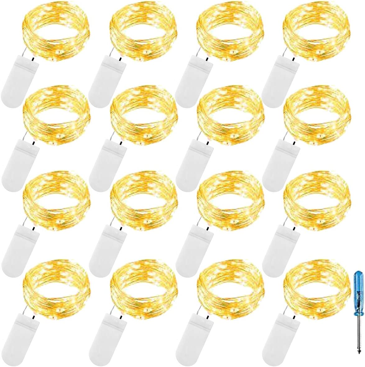 LXS Quality inspection 16 New Free Shipping PCS 10ft 30 Micro LEDs On Bright Super Lights String