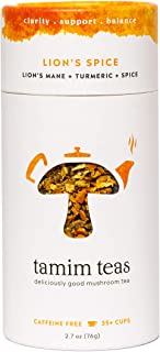 Tamim Teas, Tea Lions Spice, 2.7 Ounce