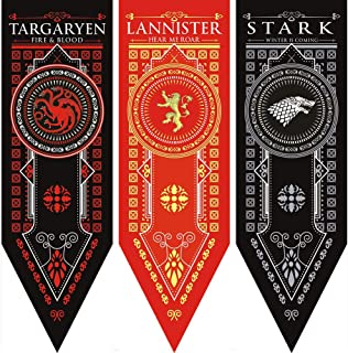 Awyjcas Game of Thrones House Sigil Tournament Banner (18