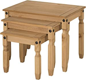 Mercer's Furniture Corona Tables gigognes