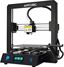 ANYCUBIC Mega S 3D Printer, Upgrade FDM 3D Printer with Extruder and Suspended Filament Rack + Free Test PLA Filament, Wor...