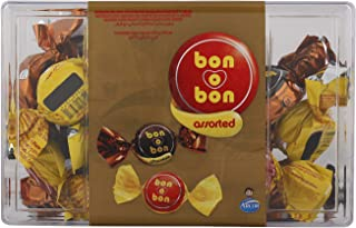 Arcor Bon O Bon Assorted Flavours Chocolate, 270 gm