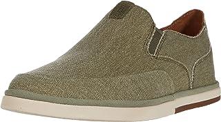 حذاء مسطح للرجال من Rockport مطبوع عليه Austyn Slipon