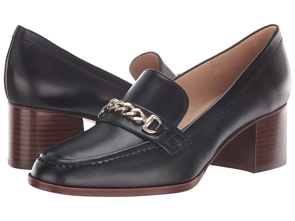 L.K. Bennett Retta (Black Calf Leather) Women