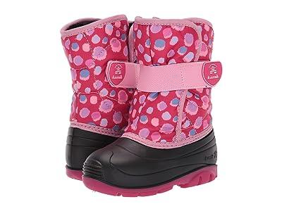 Kamik Kids Snowbug 4 (Toddler) (Rose) Girls Shoes