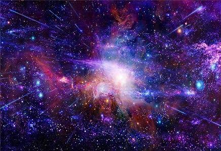c50c10efcd237 AOFOTO 7x5ft Dreamy Starry Sky Backdrop Cosmic Galaxy Photography  Background Universe Nebula Kid Girl Boy Artistic