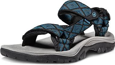 ATIKA Men's Sports Hiking Outdoor Trail Water Sandals