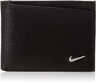 Nike Men's Standard Pebble Passcase Billfold Wallet