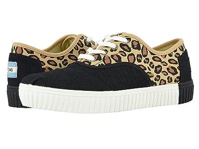 TOMS Cordones Indio (Leopard) Women