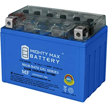 Power Max GTZ12S Powersports Replacement Battery This is an AJC Brand Replacement