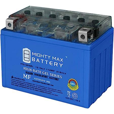 Mighty Max Battery 12V 11AH Battery for Yamaha VStar 650 XVS 950 Stratoliner Roadliner Brand Product