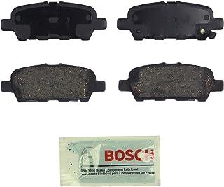 BOSCH(ボッシュ) BE905 ブルーディスクブレーキパッドセット インフィニティ (EX, FX, G, JX, M, Mh, Q, QX)用 日産:Z アルティマ ジューク リーフ マキシマ ムラーノ パスファインダー クエストローグ、...
