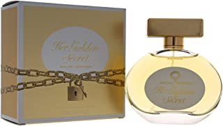 Antonio Banderas Her Golden Secret Agua de toilette con vaporizador - 80 ml