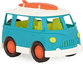 Wonder Wheels by Battat – Camper Van – Toy Truck with Opening Roof & Detailed Interior for Kids Age 1 & Up