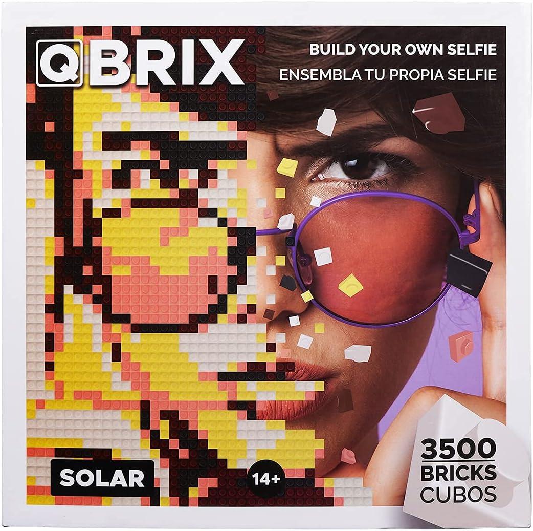 Build Your Own Selfie Q Brix Craft Kit