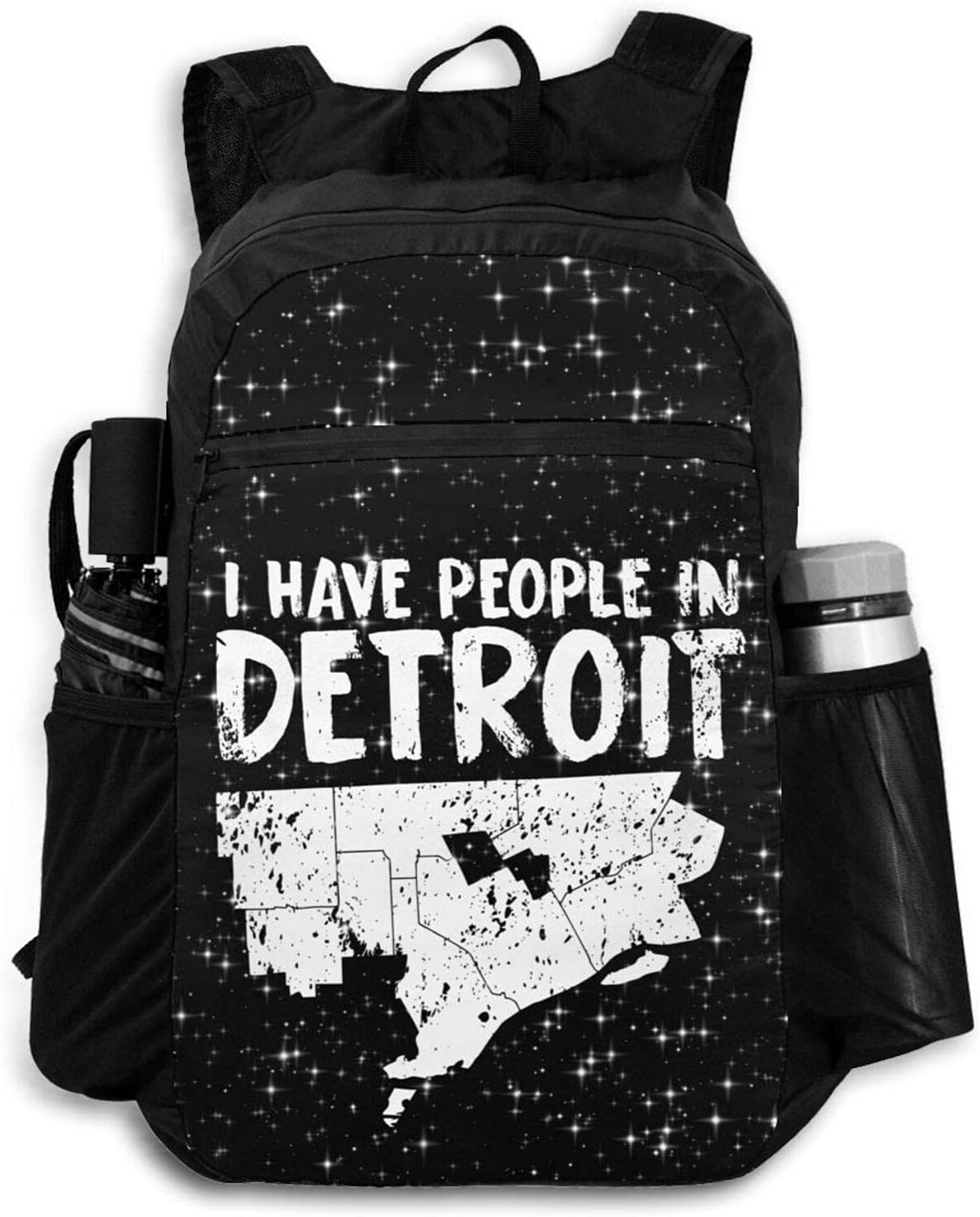 Zolama Now on sale I Have People in mart Detroit for Backpacks Pac Men Cute Women