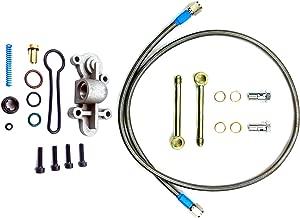 Injector Saver and Fuel Pressure Regulator Blue Spring Upgrade Kit for 2003-2007 Ford Powerstroke 6.0L