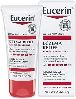 Eucerin Eczema Relief Flare-up Treatment - Provides Immediate Relief for Eczema-Prone Skin - 2 oz. Tube