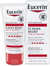 Eucerin Eczema Relief Instant Therapy Creme 2 oz (57 g) by Eucerin