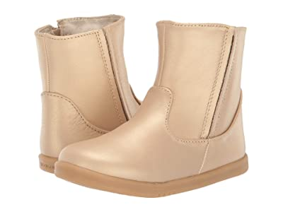 Bobux Kids I-Walk Shire Merino Lined Winter Boot (Toddler) (Gold) Kid