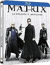 Pack trilogia matrix + animatrix