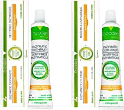 Vetoquinol Enzadent Enzymatic Toothpaste for Cats & Dogs – 3.2 oz, (2 Pack)